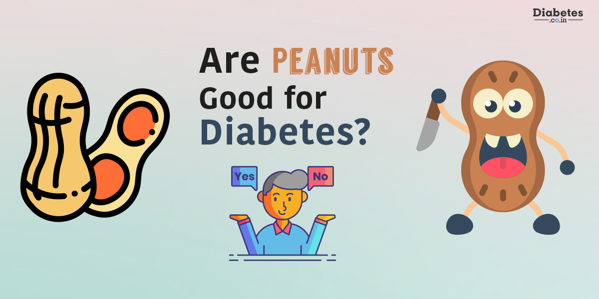 are peanuts good for diabetes