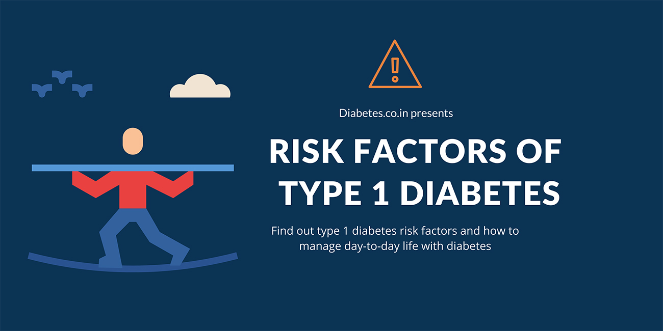risk factors of type 1 diabetes