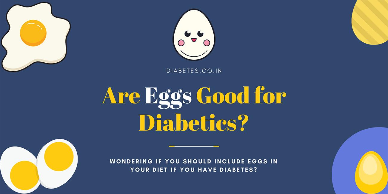 are eggs good for diabetics