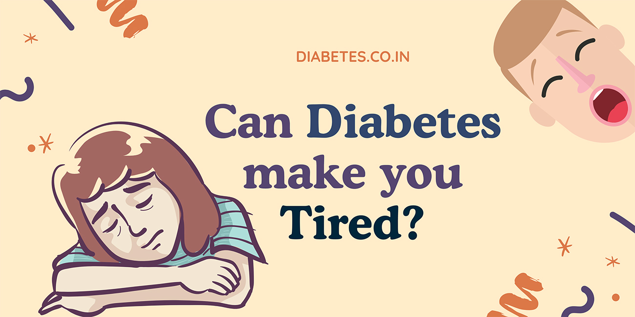diabetes and tiredness