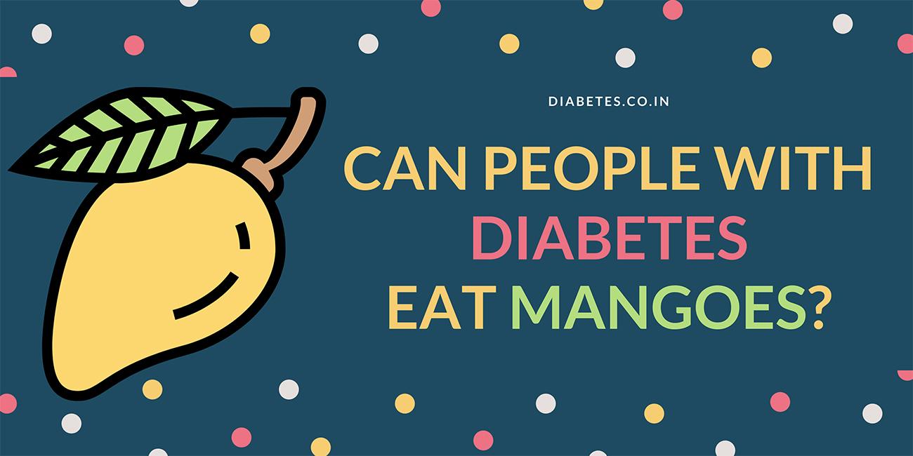 diabetes and mangoes