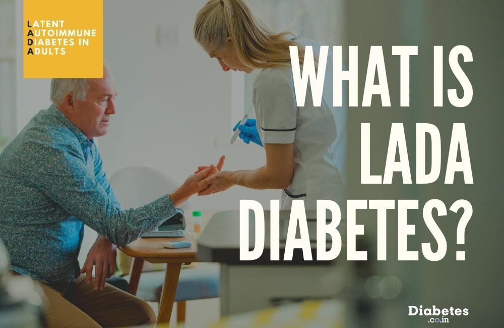 LADA diabetes