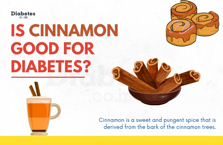 cinnamon for diabetes