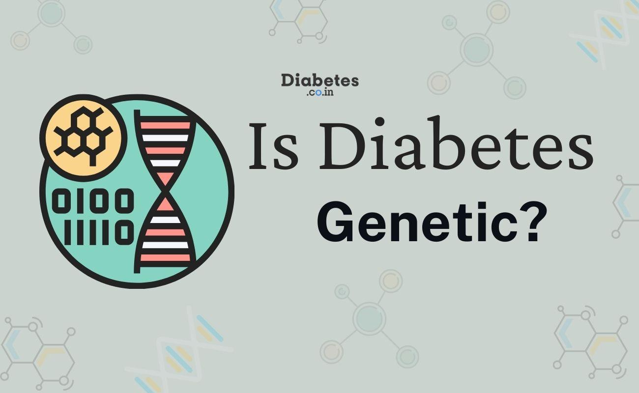 is diabetes genetic